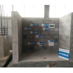 兄创建筑模型可信赖-电气预埋质量样板报价图片