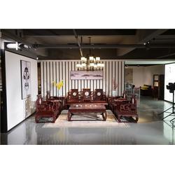新中式红木家具,海檀红木家具荣誉之选,新中式红木家具订做图片