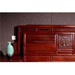 海檀红木家具荣誉之选,新中式红木家具定制,东阳新中式红木家具