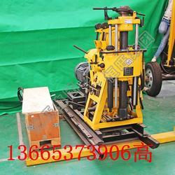 恒旺百米地质水井钻机 液压岩心钻机 小型打井机图片