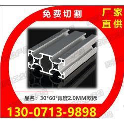 3060铝型材-铝合金型材-工业流水线铝材-铝材生产厂家图片