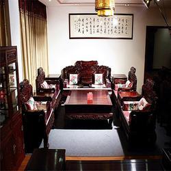 大红酸枝,大红酸枝,鑫华红木家具 保质保量图片