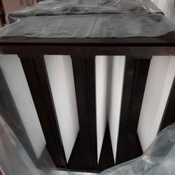 空调风柜亚高效过滤器图片