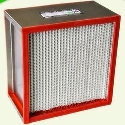 H-HS耐高温高效过滤器图片