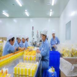 QS饮料食品十万级洁净室图片