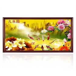 枣庄远红外墙暖画-水韵纳米实力厂家-远红外墙暖画报价图片