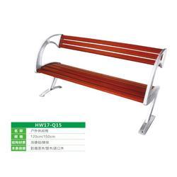 木质公园椅供应商-公园椅-豪峰环卫量大价优图片