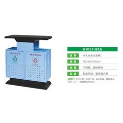塑料垃圾桶规格|豪峰环卫【专业供应商】|塑料垃圾桶图片