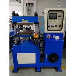 实验用平板硫化机 小型硅胶自动平板硫化机厂家直销图片
