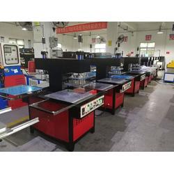 服装矽胶商标植胶机 商标植胶压花机厂家直销售图片