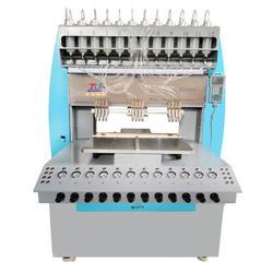 矽胶点胶机 硅胶商标点胶机 多色硅胶生产设备厂家图片