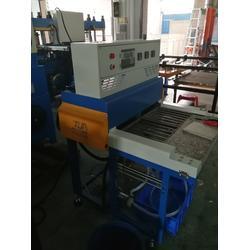 PVC商标烤箱 PVC滴塑烤台 PVC商标烘干设备图片