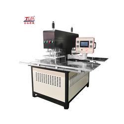 凹凸压花机 做服装凹凸纹的机器 全自动压花机厂家图片