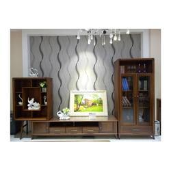 现代实木橱柜加工-现代实木橱柜-世勤实木家具(查看)图片