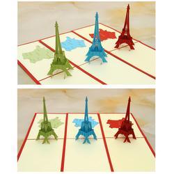創意3D賀卡定制_喜道(在線咨詢)_創意3D賀卡圖片