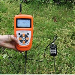 土壤温度记录图片