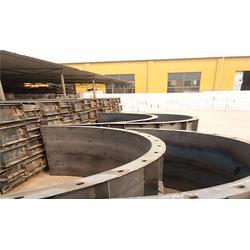 供应水泥检查井钢模具-振通模具图片