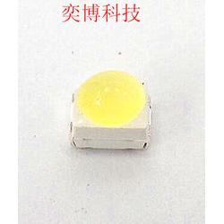 厂家直销发光二极管 LED灯珠 3528聚光凸头球头白光贴片图片