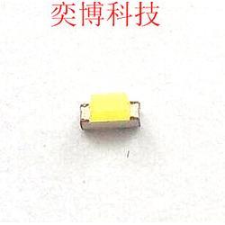 奕博光电厂家直销优质的发光二极管LED灯珠  0603侧面白光贴片图片