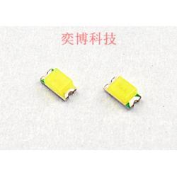 奕博光电科技有限公司直销高品质发光二极管LED贴片0603白光LED灯珠图片