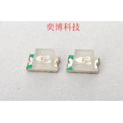 厂家直销超高亮度发光二极管灯珠   LED0805蓝光贴片节能低耗颜色均匀图片