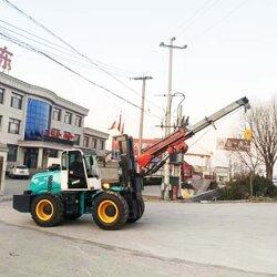 哪里賣叉車飛臂吊 可定制叉車飛臂吊 批量圖片