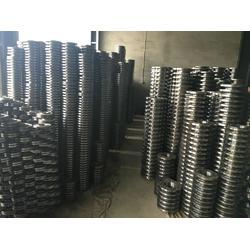 非标碳钢平焊法兰厂图片