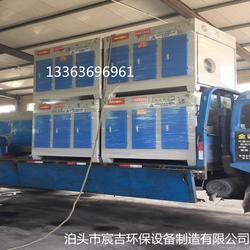 厂家直销 光氧催化废气处理设备 UV光氧净化器 光解除味除臭净化器图片