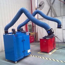 焊工焊烟处理设备图片