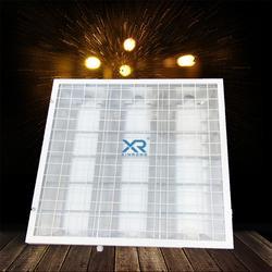 LED防爆格栅灯600 600铝扣板厨房资料室档案室加油站监狱棚顶灯图片