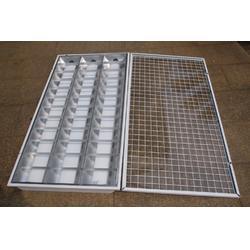 LED防爆格栅灯600 1200嵌入式顶灯铝扣板厨房灯加油站天棚灯明装图片