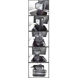50wLED无线遥控灯 越野车载射灯 汽车前照灯 强光远程搜索灯图片