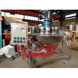 专业生产自动搅拌夹层锅图片