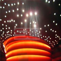 装饰网帘 螺旋装饰网帘 不锈钢螺旋装饰网帘厂家图片