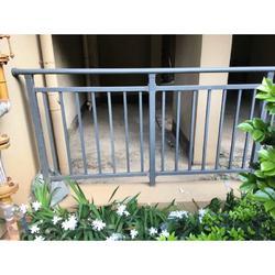 广西-湖南锌钢护栏厂家-围墙栅栏图片