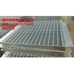 踏步板钢格栅 压焊钢格栅 污水厂电厂专用钢格栅板图片