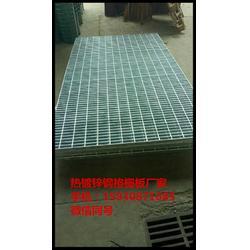 钢结构格栅盖板 电厂专用钢格栅 镀锌水沟盖板图片