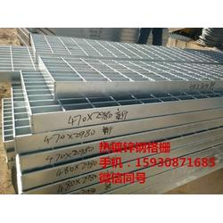钢格栅板报价 对插钢格栅板 镀锌钢格栅图片