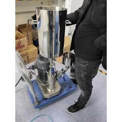 高速粉液溶解混合機圖片