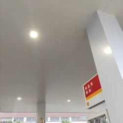 供应加油站铝条板吊顶 S型铝扣板图片