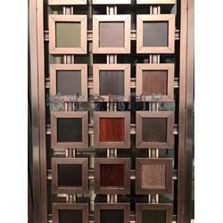特攻不锈钢彩色板 高端定制各类不锈钢装饰板 工程用不锈钢线板图片