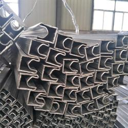 專業生產40方凹槽管、40方凹槽鋼管廠圖片