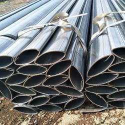 不銹鋼鴨蛋圓焊管 異型鴨蛋圓焊管生產圖片