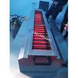 商用蓝天博科中间火燃气烧烤炉 无烟液化气烤串炉子图片