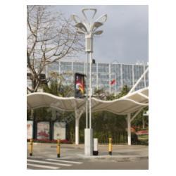 智慧路灯+智慧灯杆+路灯广告屏+灯杆广告屏+路灯灯箱广告屏图片