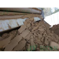 厂家直销洗砂污泥处理设备,沙场污泥脱水机,砂场污泥压榨设备图片