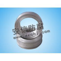 多规格管道穿越用锌带状阳极供应挤压锌带