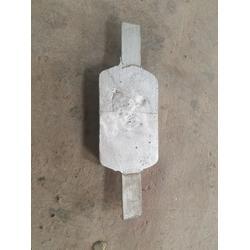 船体用焊接式锌阳极国标锌块图片