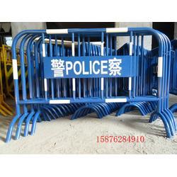 路障铁马护栏 市政施工安全围栏 区域围蔽安全隔离防撞铁马图片