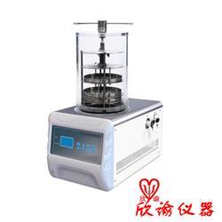 欣諭XY-FD-1西林瓶壓蓋凍干機血清冷凍干燥機圖片
